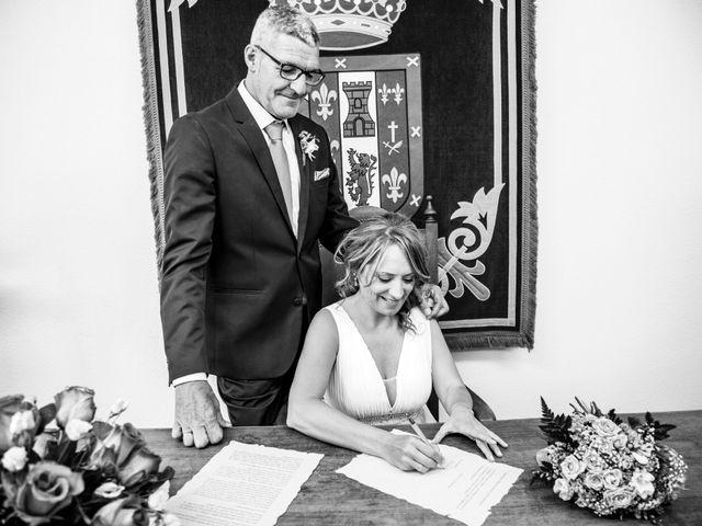 La boda de Manolo y Mónica en Yebes, Guadalajara 14