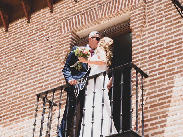 La boda de Manolo y Mónica en Yebes, Guadalajara 15