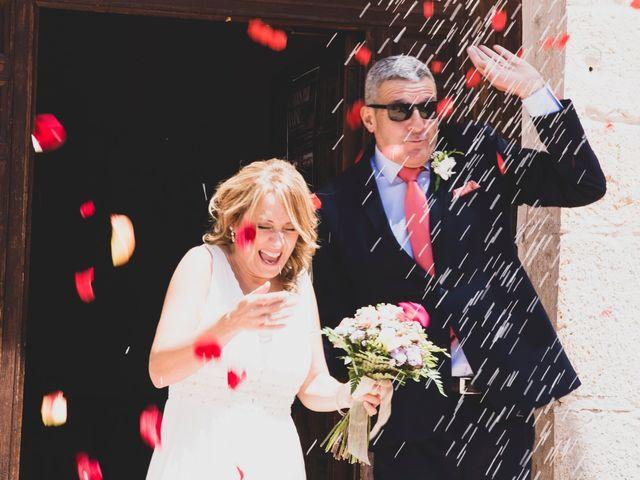 La boda de Manolo y Mónica en Yebes, Guadalajara 16