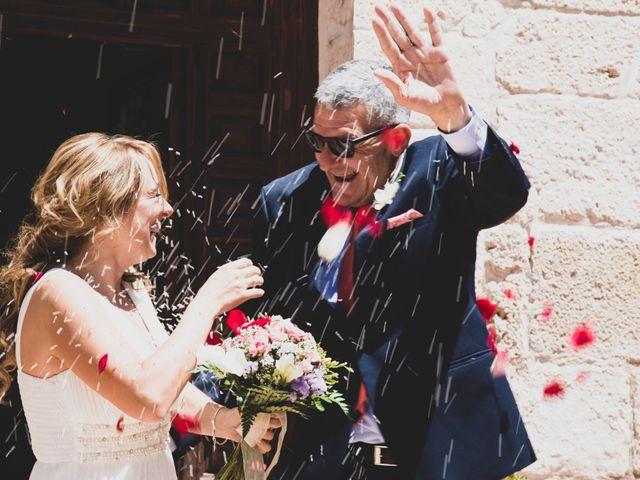 La boda de Mónica y Manolo