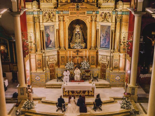 La boda de Raúl y Sole en La Algaba, Sevilla 14