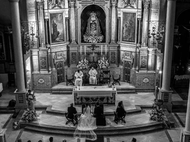 La boda de Raúl y Sole en La Algaba, Sevilla 15