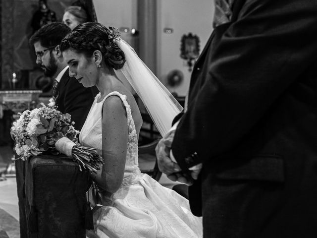 La boda de Raúl y Sole en La Algaba, Sevilla 17