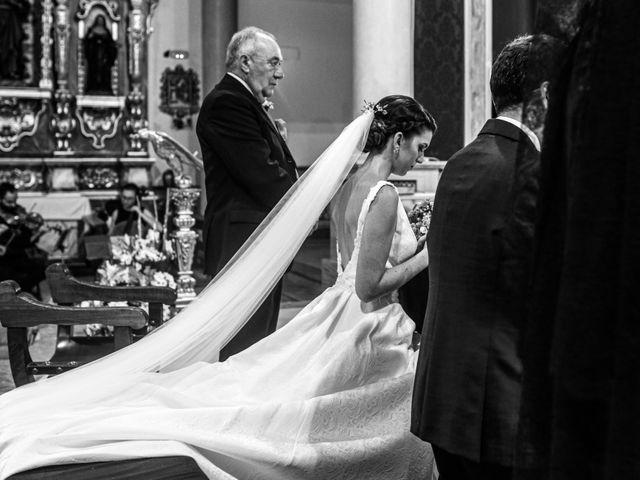 La boda de Raúl y Sole en La Algaba, Sevilla 18