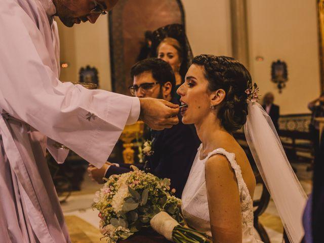 La boda de Raúl y Sole en La Algaba, Sevilla 20