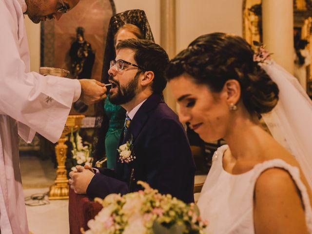 La boda de Raúl y Sole en La Algaba, Sevilla 21