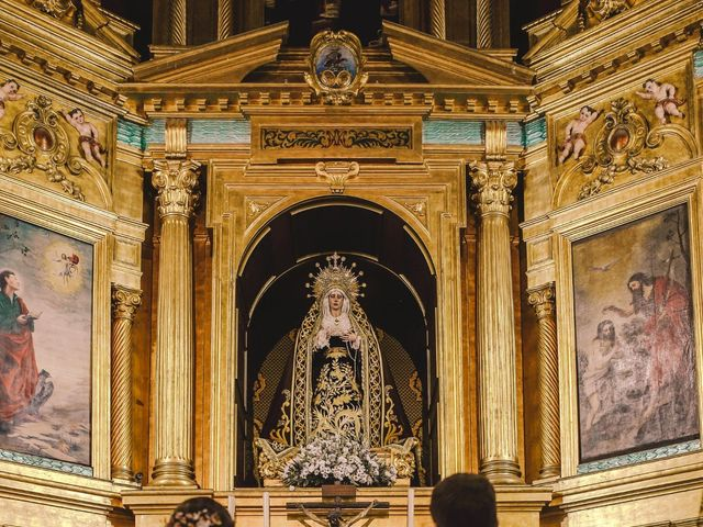 La boda de Raúl y Sole en La Algaba, Sevilla 22