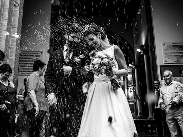 La boda de Sole y Raúl