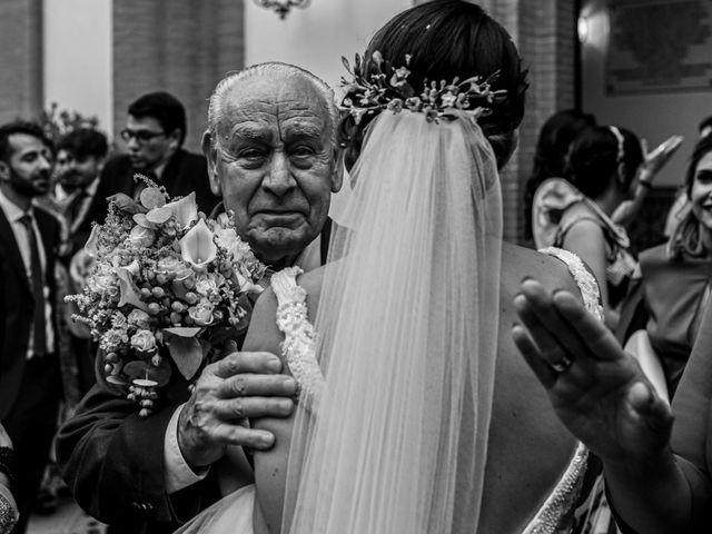 La boda de Raúl y Sole en La Algaba, Sevilla 26