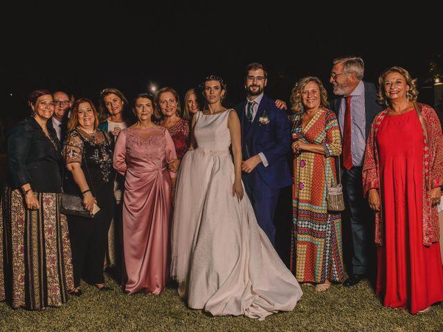 La boda de Raúl y Sole en La Algaba, Sevilla 34
