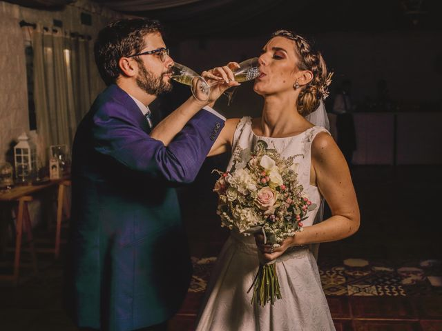 La boda de Raúl y Sole en La Algaba, Sevilla 35
