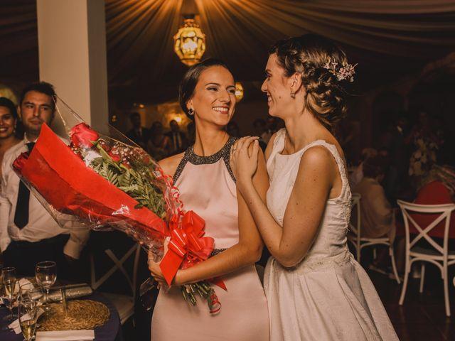 La boda de Raúl y Sole en La Algaba, Sevilla 39