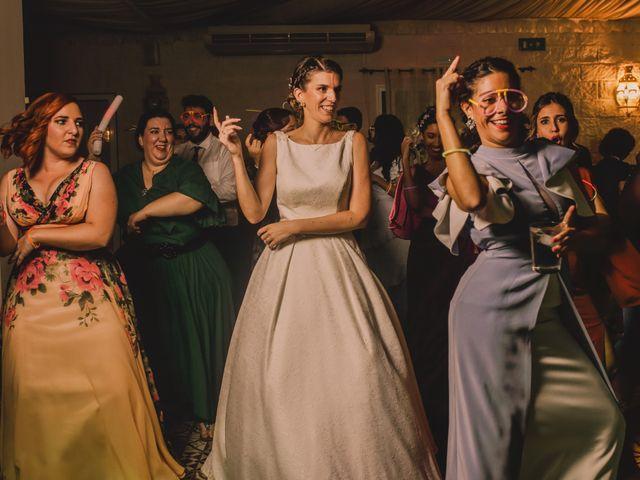 La boda de Raúl y Sole en La Algaba, Sevilla 41