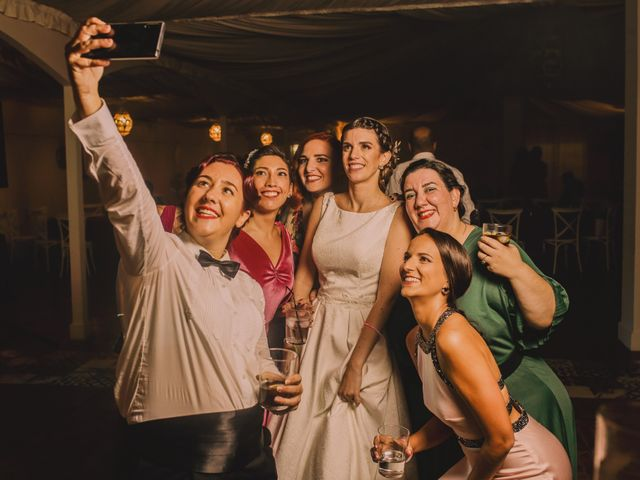 La boda de Raúl y Sole en La Algaba, Sevilla 45