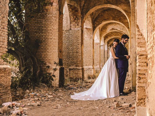 La boda de Raúl y Sole en La Algaba, Sevilla 53