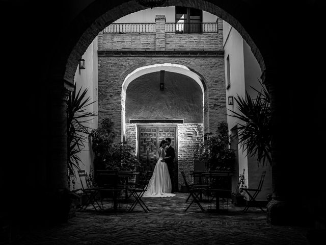 La boda de Raúl y Sole en La Algaba, Sevilla 54