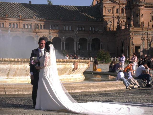 La boda de Gema y Carlos en Jerez De La Frontera, Cádiz 13
