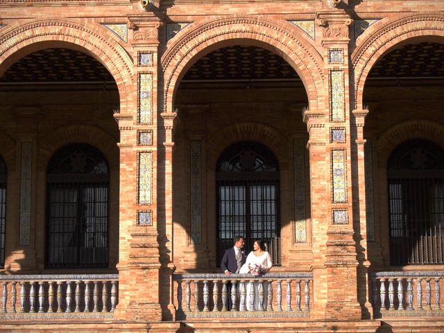 La boda de Gema y Carlos en Jerez De La Frontera, Cádiz 16