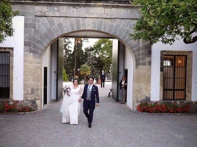 La boda de Gema y Carlos en Jerez De La Frontera, Cádiz 17