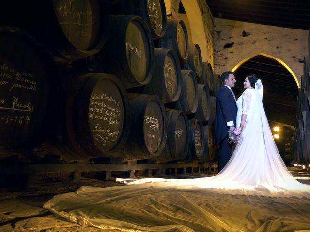 La boda de Gema y Carlos en Jerez De La Frontera, Cádiz 18