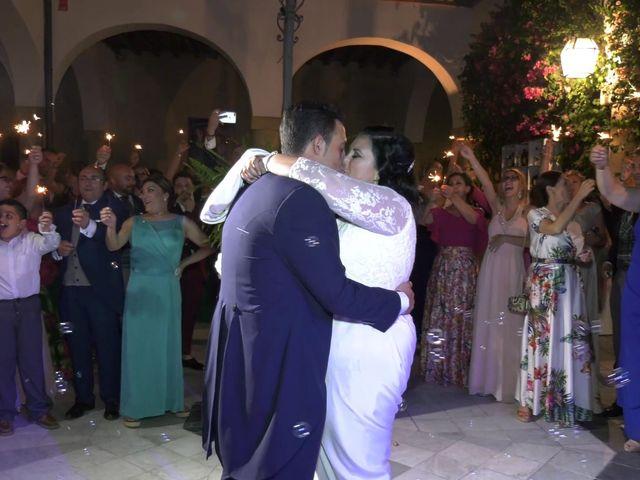 La boda de Gema y Carlos en Jerez De La Frontera, Cádiz 22