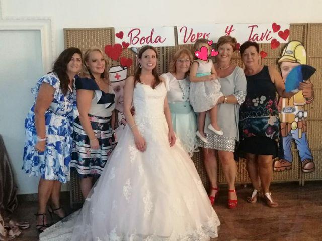 La boda de Javier y Verónica en Valencia, Valencia 8