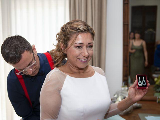 La boda de Mari Carmen y Antonio en Elx/elche, Alicante 28