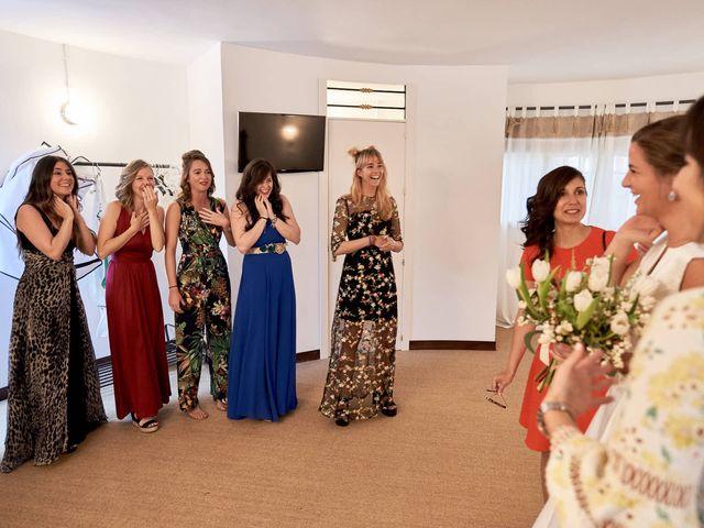 La boda de Alberto y Leticia en Valdetorres De Jarama, Madrid 29