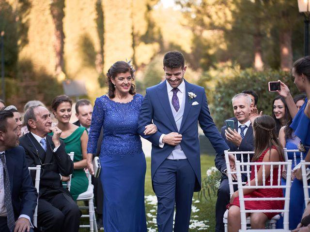 La boda de Alberto y Leticia en Valdetorres De Jarama, Madrid 35
