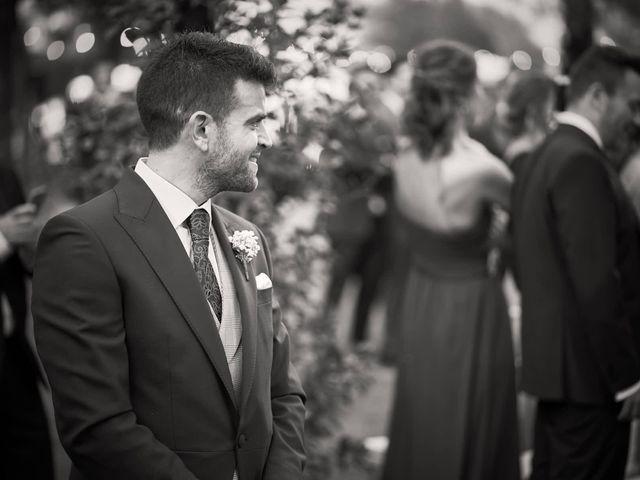 La boda de Alberto y Leticia en Valdetorres De Jarama, Madrid 36