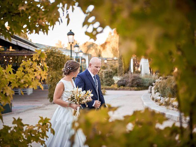 La boda de Alberto y Leticia en Valdetorres De Jarama, Madrid 37