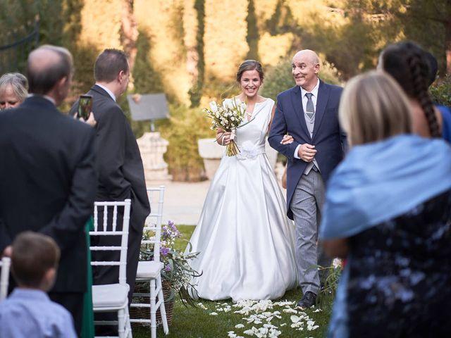 La boda de Alberto y Leticia en Valdetorres De Jarama, Madrid 38