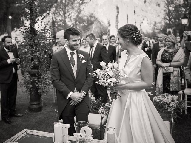 La boda de Alberto y Leticia en Valdetorres De Jarama, Madrid 39