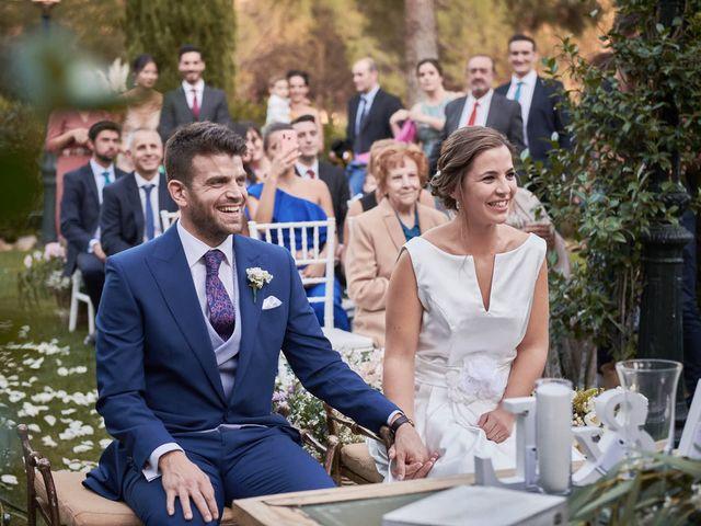 La boda de Alberto y Leticia en Valdetorres De Jarama, Madrid 40