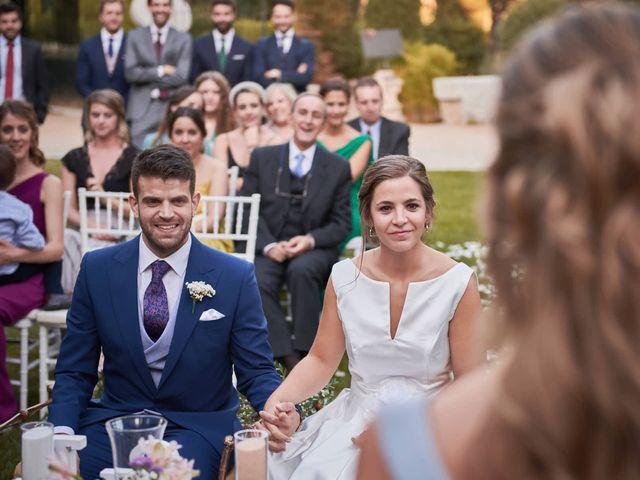 La boda de Alberto y Leticia en Valdetorres De Jarama, Madrid 43