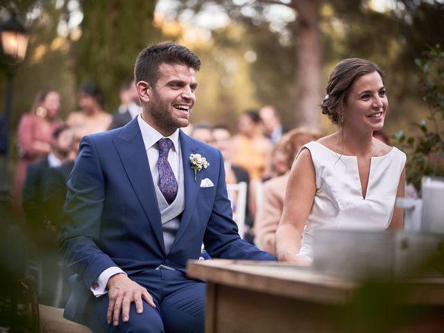 La boda de Alberto y Leticia en Valdetorres De Jarama, Madrid 46