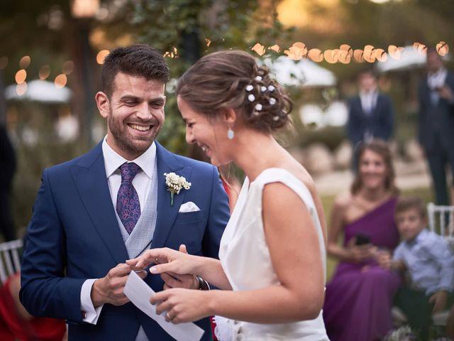 La boda de Alberto y Leticia en Valdetorres De Jarama, Madrid 50