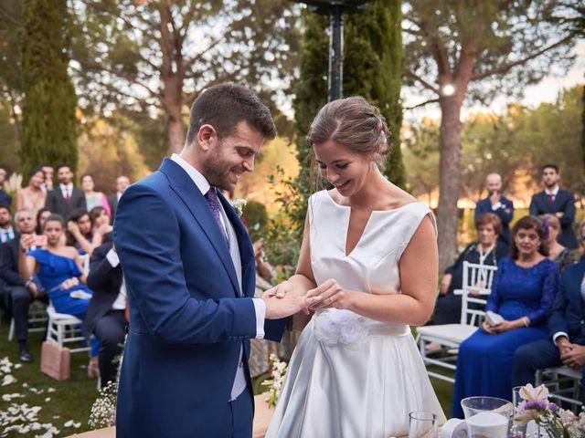 La boda de Alberto y Leticia en Valdetorres De Jarama, Madrid 51