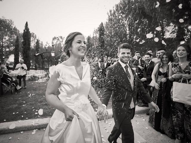 La boda de Alberto y Leticia en Valdetorres De Jarama, Madrid 55