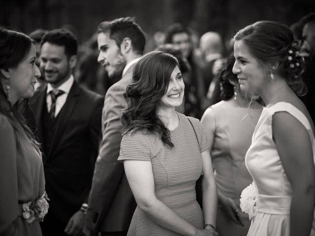 La boda de Alberto y Leticia en Valdetorres De Jarama, Madrid 58