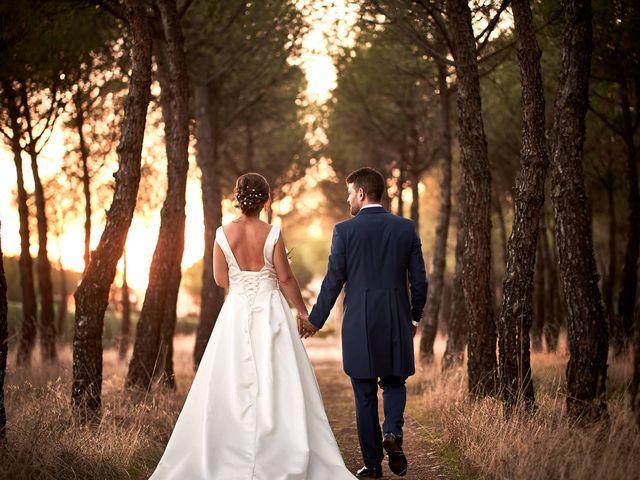 La boda de Alberto y Leticia en Valdetorres De Jarama, Madrid 64