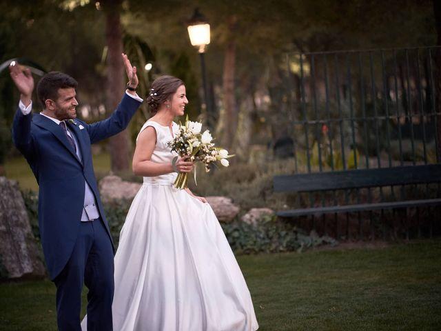 La boda de Alberto y Leticia en Valdetorres De Jarama, Madrid 69
