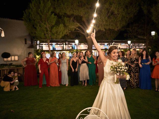 La boda de Alberto y Leticia en Valdetorres De Jarama, Madrid 74