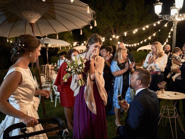 La boda de Alberto y Leticia en Valdetorres De Jarama, Madrid 76