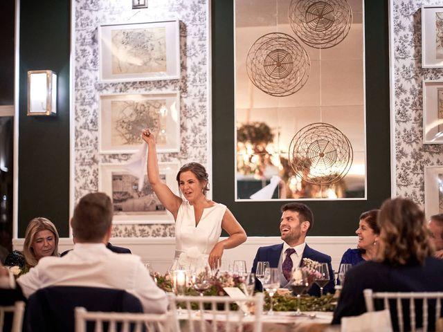 La boda de Alberto y Leticia en Valdetorres De Jarama, Madrid 80