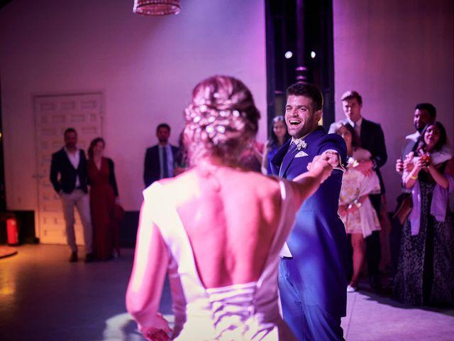 La boda de Alberto y Leticia en Valdetorres De Jarama, Madrid 90