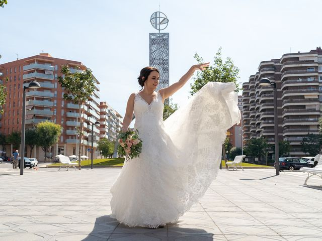 La boda de Oscar y Patricia en Vila-seca, Tarragona 12