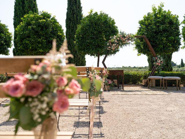 La boda de Oscar y Patricia en Vila-seca, Tarragona 15