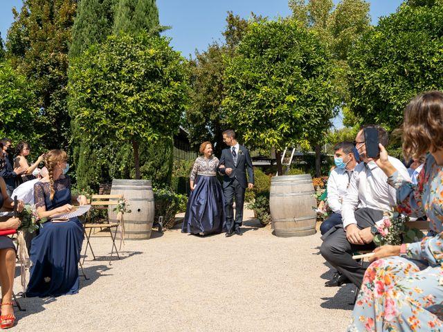 La boda de Oscar y Patricia en Vila-seca, Tarragona 18