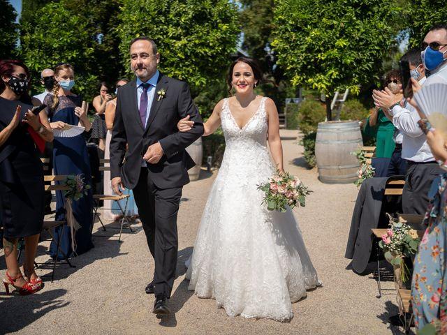La boda de Oscar y Patricia en Vila-seca, Tarragona 19